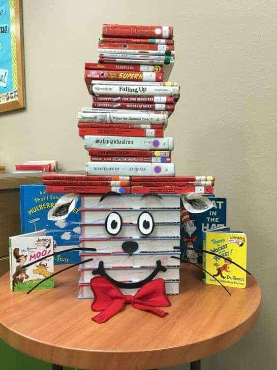 Cat in the Hat Display