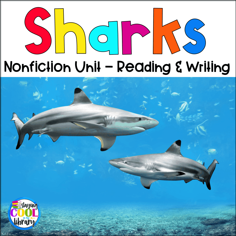 Sharks Nonfiction Unit