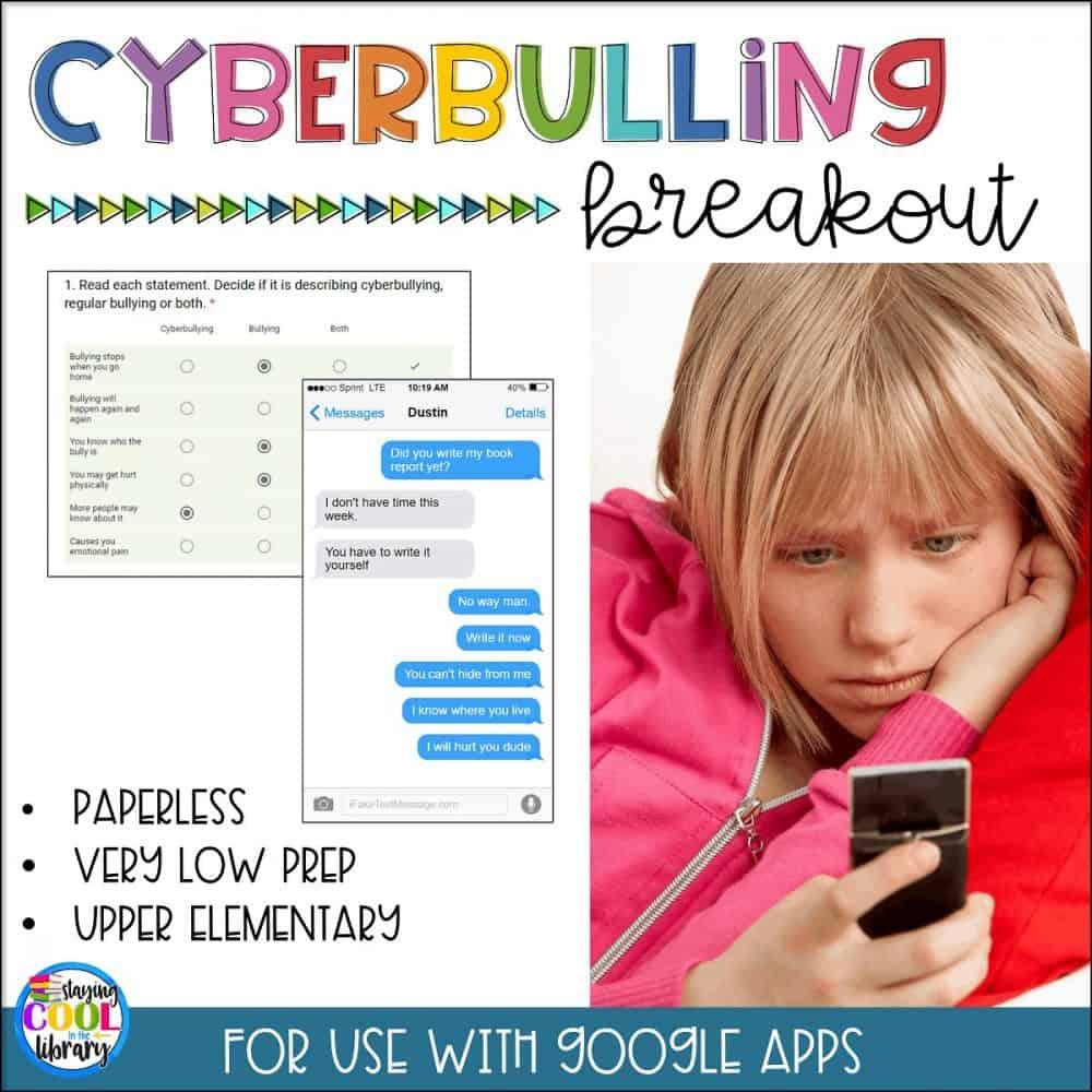 Digital Literacy Breakouts - Complete Bundle