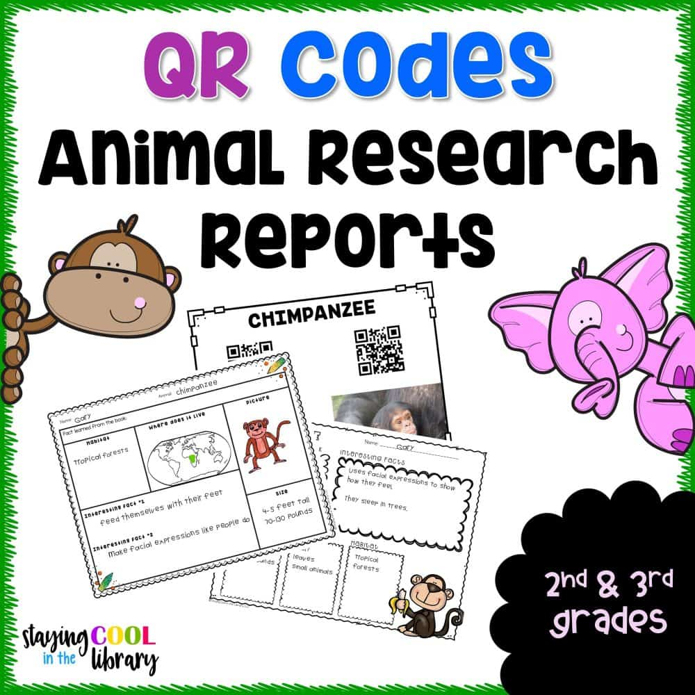 QR Code Animal Research Reports
