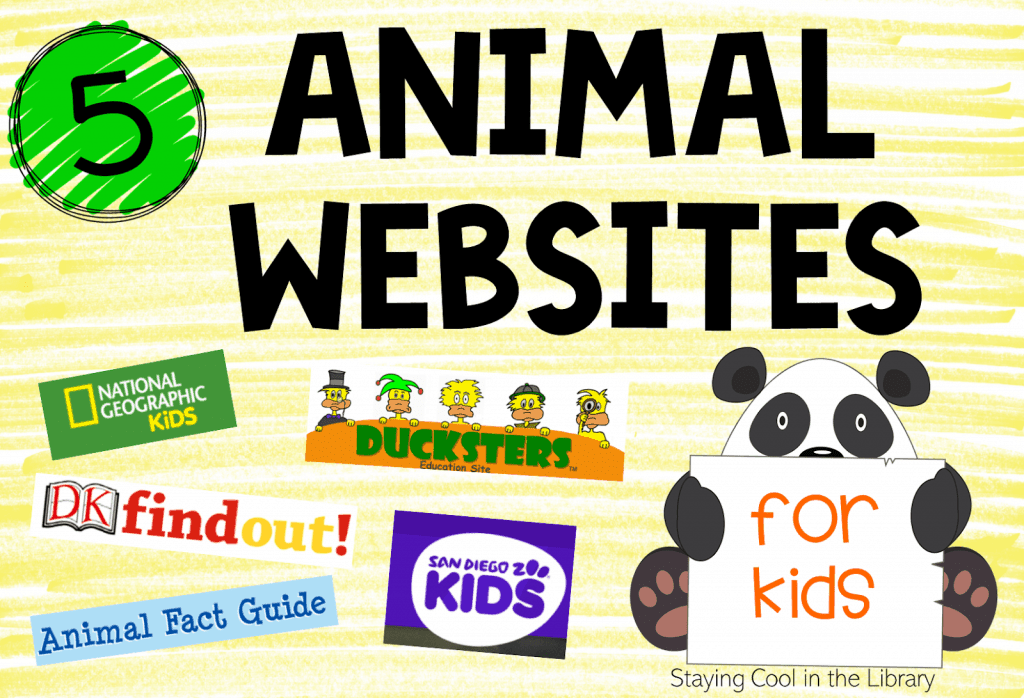 5 Animal Websites for Students