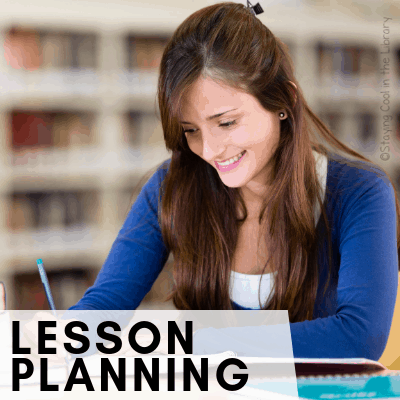 Lesson plans -Back to School Checklist for School Librarians