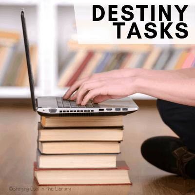Destiny tasks