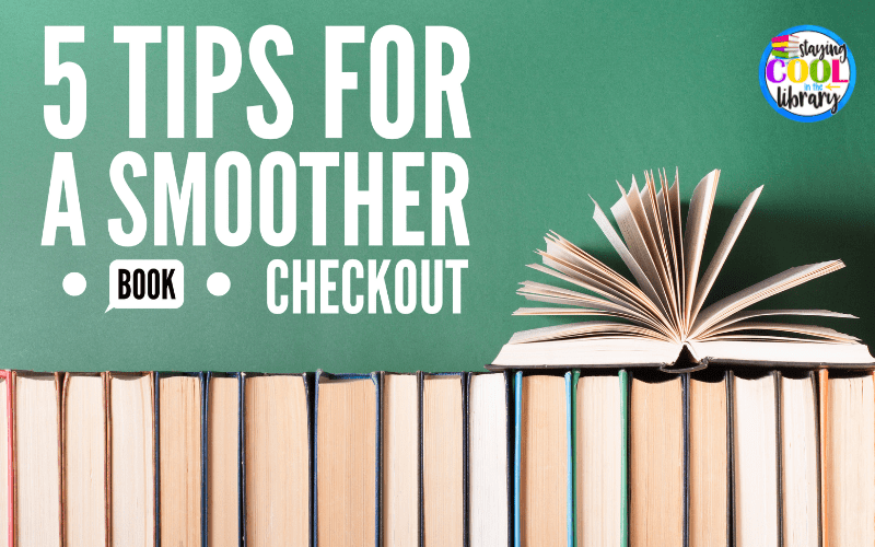 5 Tips for Smoother Book Checkout