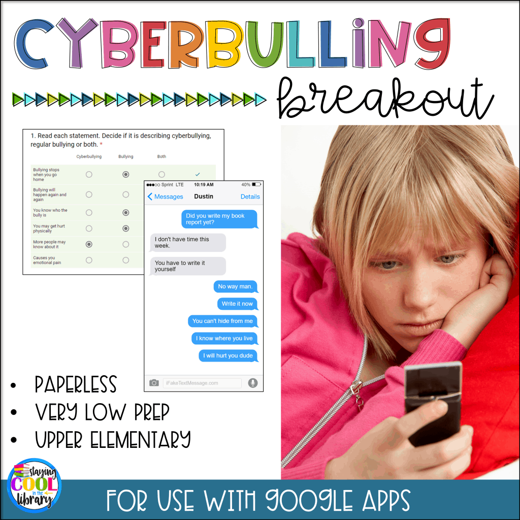 cyberbullying resource pack