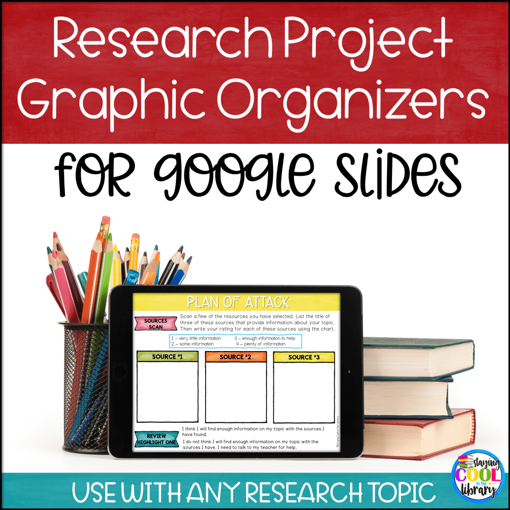 teaching the research process google slides