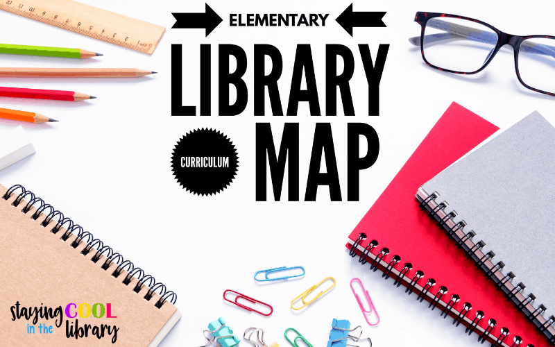 Elementary Library Map