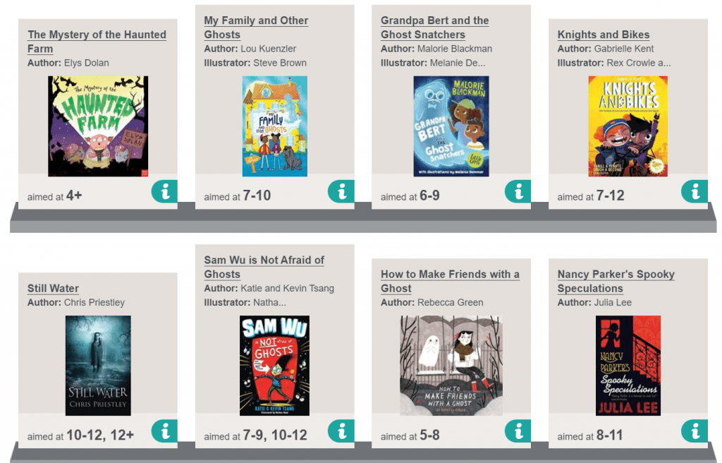 BookTrust Screen Shot