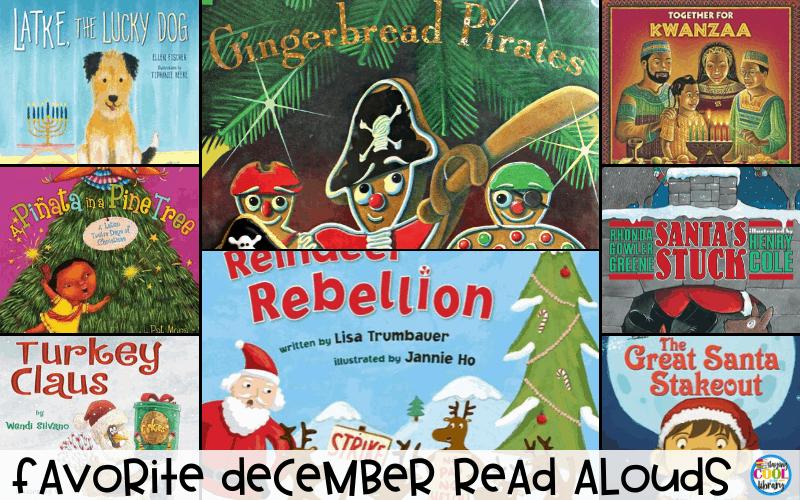 Favorite December Read Alouds