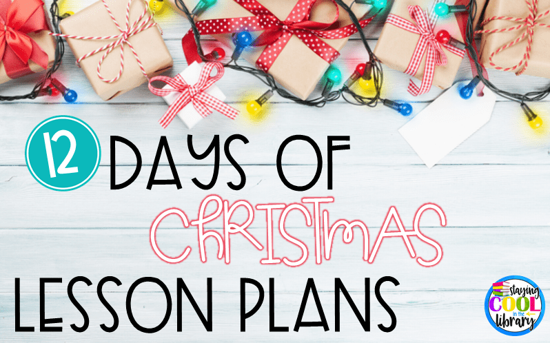 12 Days of Christmas Lesson Plans
