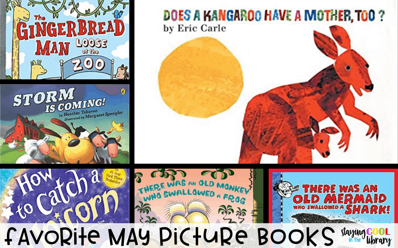 May Picture Books