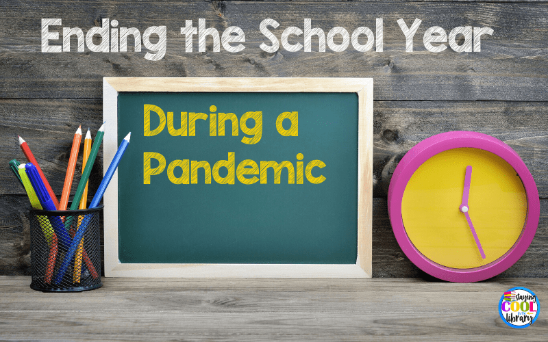 ending the school year during a pandemic