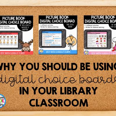 digital choice boards