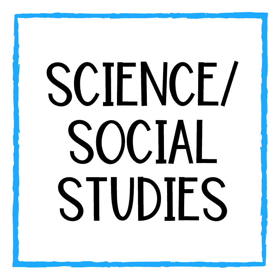 Science and Social Studies